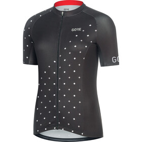 GORE WEAR C3 Jersey Women black/white